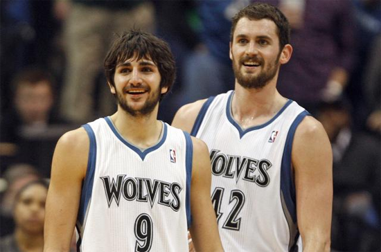 Timberwolves, Rubio and Love laugh at Defense