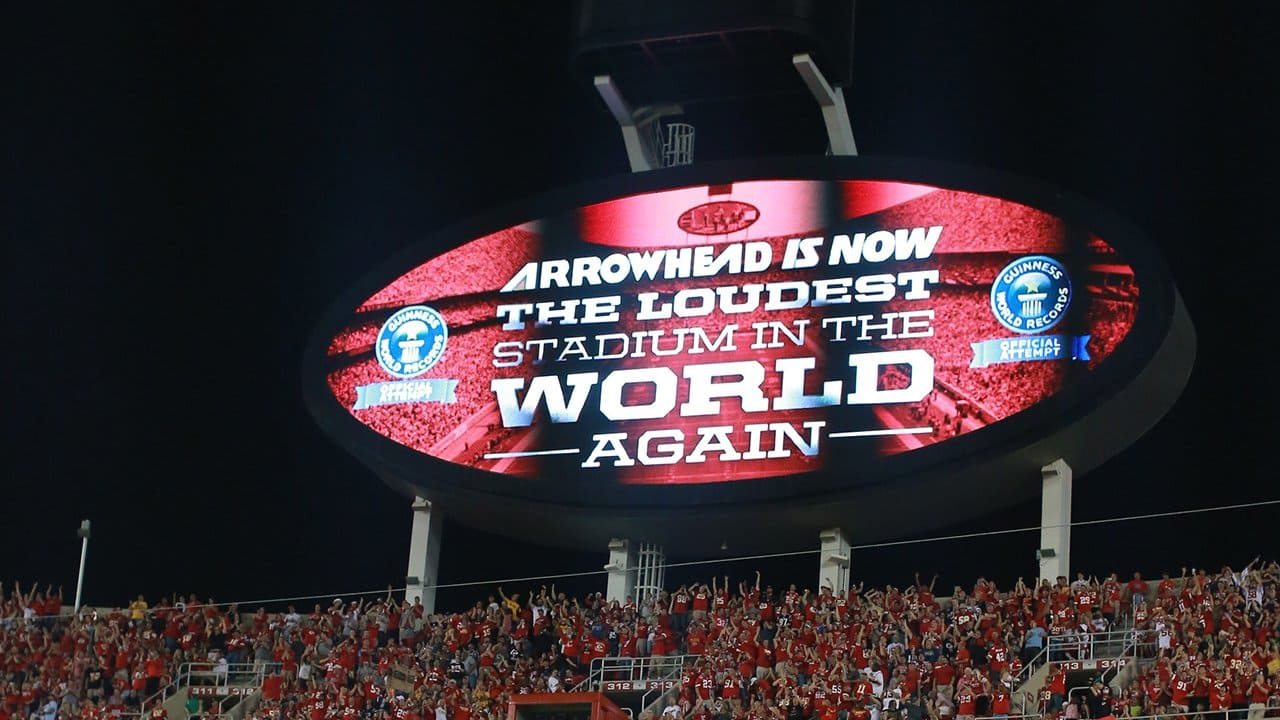 Kansas City Chiefs Arrowhead